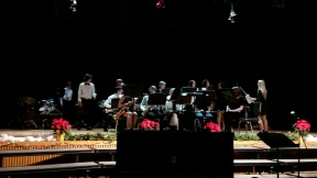 2014-2015 Jazz band_winter concert (2)