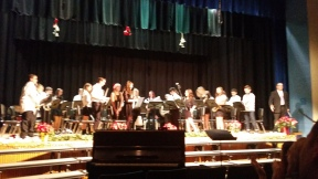 2014-2015 Senior band_winter concert (1)