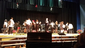 2014-2015 Senior band_winter concert (3)