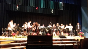 2014-2015 Senior band_winter concert (4)