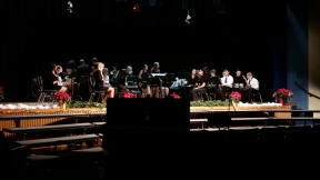 2014-2015 Senior band_winter concert (5)