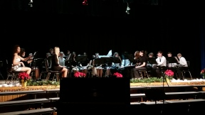 2014-2015 Senior band_winter concert (7)